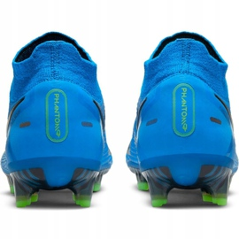 Buty piłkarskie Nike Phantom Gt Elite Dynamic Fit Fg M CW6589 400 niebieskie niebieskie 5