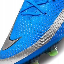 Buty piłkarskie Nike Phantom Gt Elite Dynamic Fit Fg M CW6589 400 niebieskie niebieskie 6