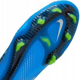 Buty piłkarskie Nike Phantom Gt Elite Dynamic Fit Fg M CW6589 400 niebieskie niebieskie 8