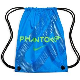 Buty piłkarskie Nike Phantom Gt Elite Dynamic Fit Fg M CW6589 400 niebieskie niebieskie 9