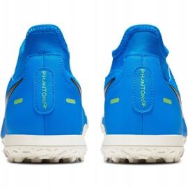 Buty piłkarskie Nike Phantom Gt Club Df Tf M CW6670 400 niebieskie niebieskie 5