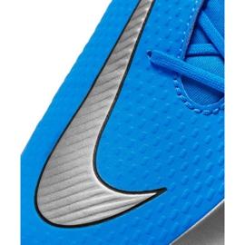 Buty piłkarskie Nike Phantom Gt Club Df Tf M CW6670 400 niebieskie niebieskie 6