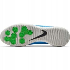 Buty piłkarskie Nike Phantom Gt Academy Df Ic Jr CW6693 400 niebieskie niebieskie 2
