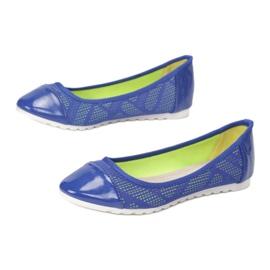 Vices 5061-13 D Blue 36 41 niebieskie 1