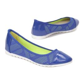 Vices 5061-13 D Blue 36 41 niebieskie 2