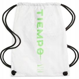 Buty piłkarskie Nike Tiempo Legend 8 Elite Fg M AT5293 030 białe białe 9