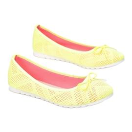 Vices 5062-26 Yellow 36 41 żółte 1