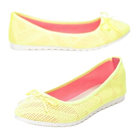 Vices 5062-26 Yellow 36 41 żółte 2