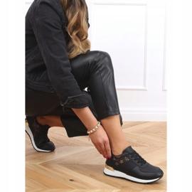 Buty sportowe damskie czarne J2140 Black 2