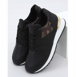 Buty sportowe damskie czarne J2140 Black 1