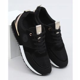 Buty sportowe czarne TCYR-55 Black 1
