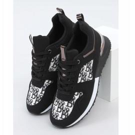 Buty sportowe czarne AB835 Black 1