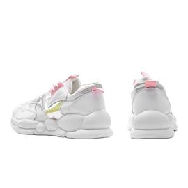 Białe buty sportowe Jaycee 2