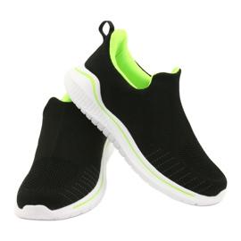 Befado obuwie młodzieżowe  516Q080 czarne 4