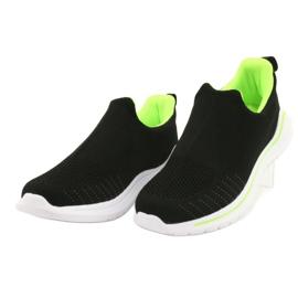 Befado obuwie młodzieżowe  516Q080 czarne 2