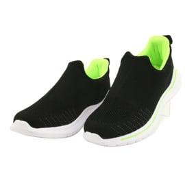 Befado obuwie dziecięce  516Y080 czarne 2