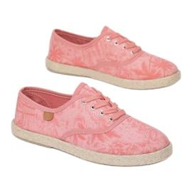 Vices T017-20 Pink 36 41 różowe 1