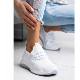 SHELOVET Casualowe Buty Sportowe białe 6