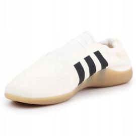 Trampki Adidas Taekwondo W D98204 beżowy 3