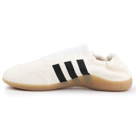 Trampki Adidas Taekwondo W D98204 beżowy 4