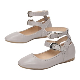 Vices 6208-5 Grey 36 41 szare 1