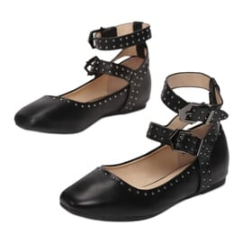 Vices 6208-1 Black 36 41 czarne 1
