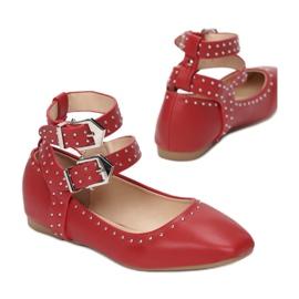 Vices 6208-19 Red 36 41 czerwone 2