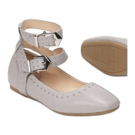 Vices 6208-5 Grey 36 41 szare 2