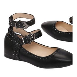 Vices 6208-1 Black 36 41 czarne 2