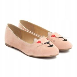 Vices 9055-20 Pink 36 41 różowe 1