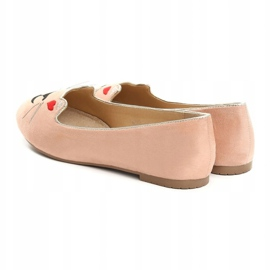 Vices 9055-20 Pink 36 41 różowe 2