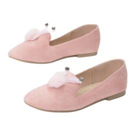 Vices 3104-20 Pink 36 41 różowe 1