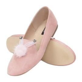 Vices 3104-20 Pink 36 41 różowe 2