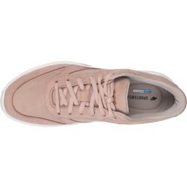 Buty damskie 4F różowe H4L21 OBDL250 SETCOL001 56S 1