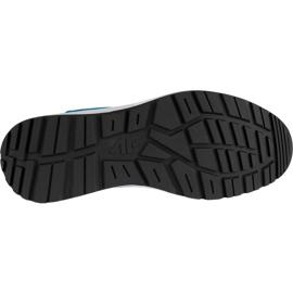 Buty damskie 4F niebieskie H4L21 OBDL251 SETCOL001 33S 2