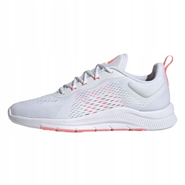 Buty damskie adidas Novamotion biało-różowe FW3256 białe 1