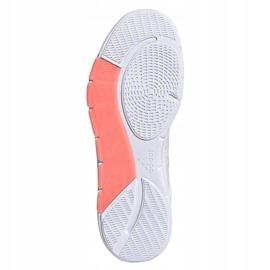 Buty damskie adidas Novamotion biało-różowe FW3256 białe 3
