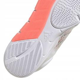 Buty damskie adidas Novamotion biało-różowe FW3256 białe 6
