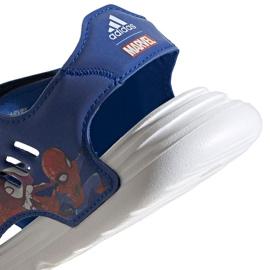 Sandały adidas Swim Sandal C Jr FY8938 granatowe 6