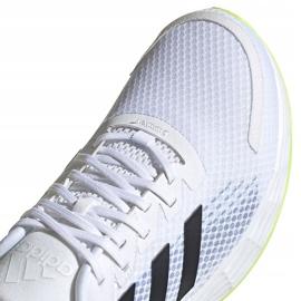 Buty męskie do biegania adidas Duramo Sl białe FY6683 4