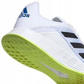 Buty męskie do biegania adidas Duramo Sl białe FY6683 5