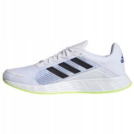 Buty męskie do biegania adidas Duramo Sl białe FY6683 1