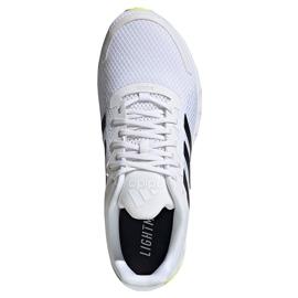 Buty męskie do biegania adidas Duramo Sl białe FY6683 2