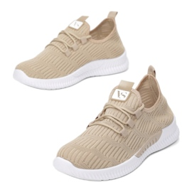 Vices 8618-42-beige beżowy 1