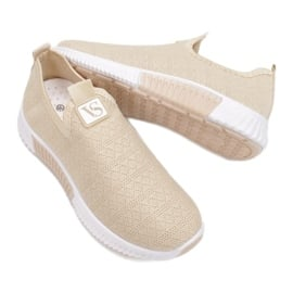 Vices 8619-42-beige beżowy 1