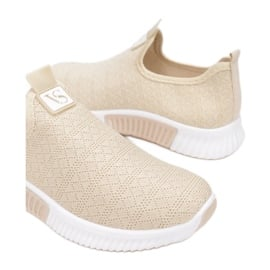Vices 8619-42-beige beżowy 2