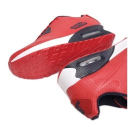 Vices B896-64-red czarne czerwone 2