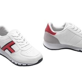 Białe casualowe obuwie sportowe damskie Lizabeth 3