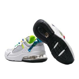 Białe obuwie sportowe damskie Ashlee 2