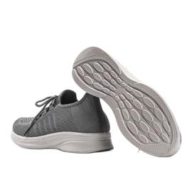 Szare obuwie sportowe Kari 1